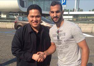 Montoya estrecha su acuerdo con el Erick Thohir, propietario del Inter
