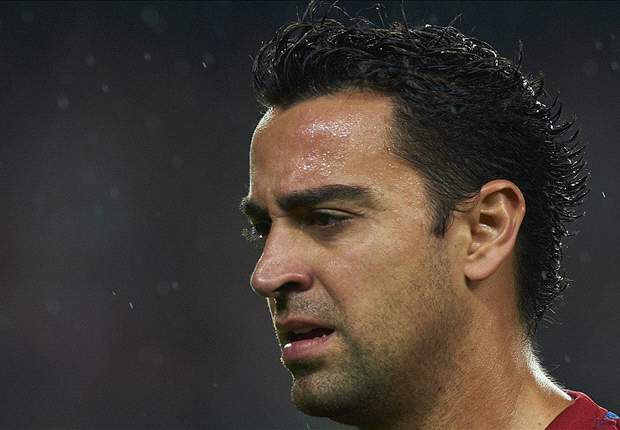 Vicente Del Bosque hizo bien en darle descanso a Xavi Hernández