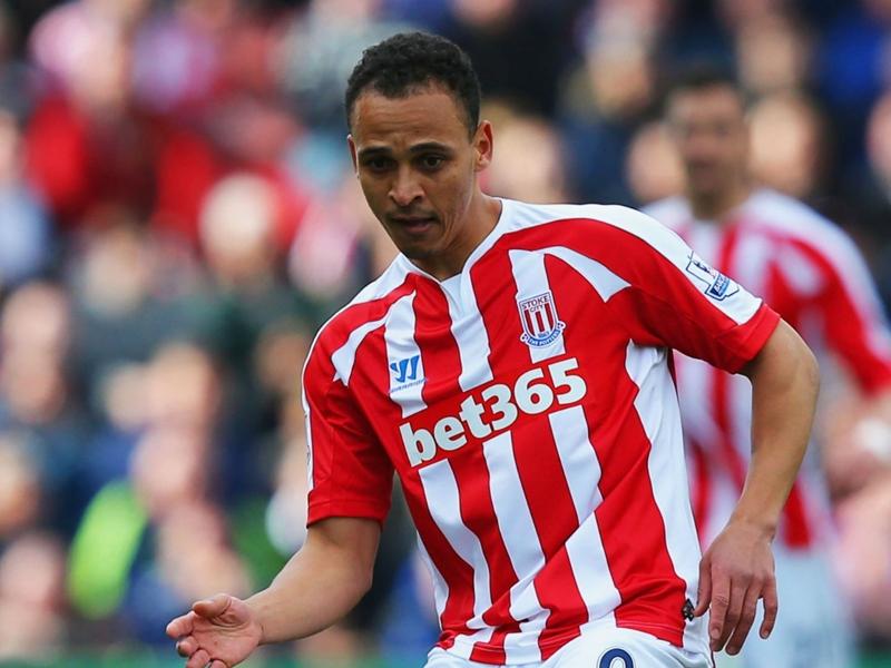 Odemwingie signs one-year Stoke extension