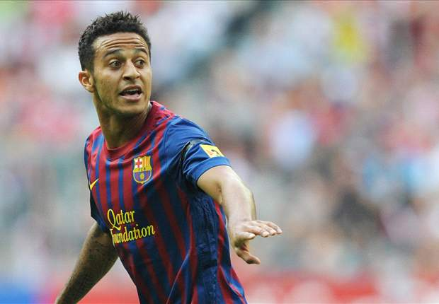 Thiago Alcantara eyes another trophy for Barcelona