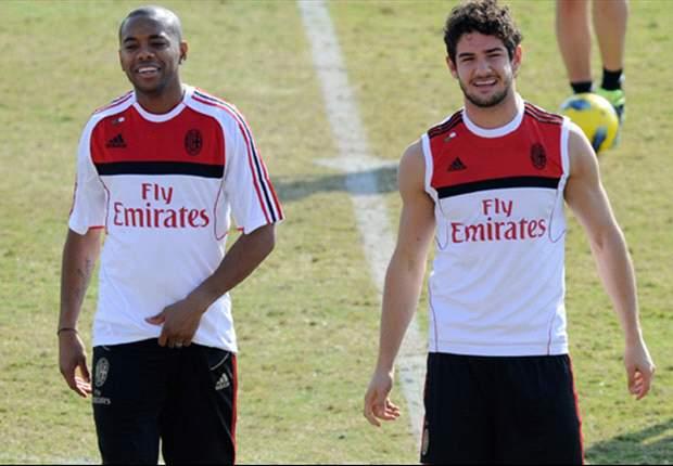 AC Milan: Tak Ada Tawaran Untuk Robinho & Alexandre Pato