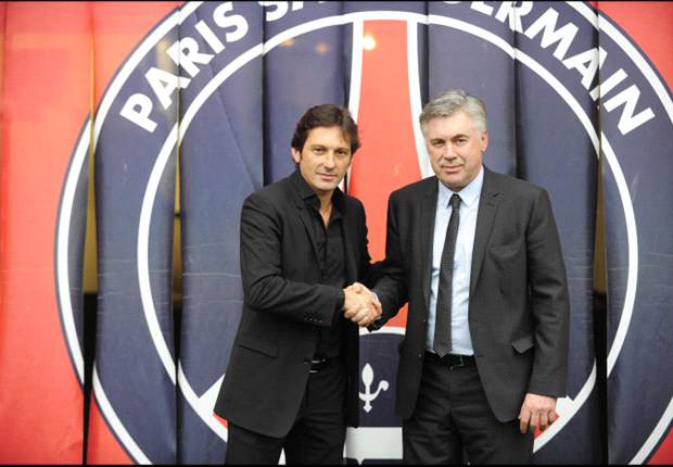 PSG director Leonardo tempted by future coaching role