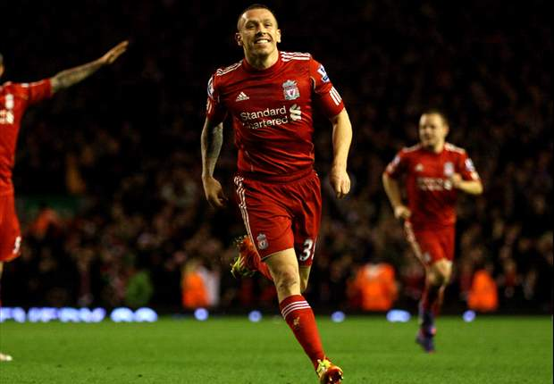 Liverpool 3-1 Newcastle: Bellamy bags brace & Gerrard scores off the bench to cancel out Agger own goal as hosts move fifth
