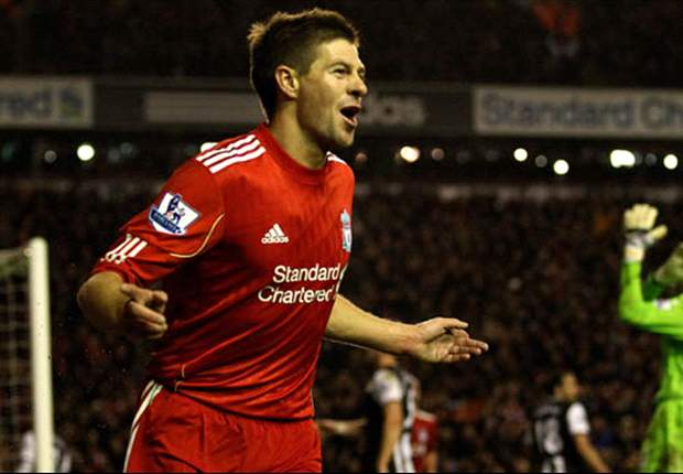 'Bring It On' - Liverpool Captain Steven Gerrard Insists New Year Meeting With Manchester City Holds No Fear For His Side
