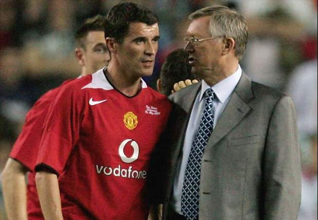 'The hardest part of Roy's body is his tongue - Ferguson reveals details of Keane rift