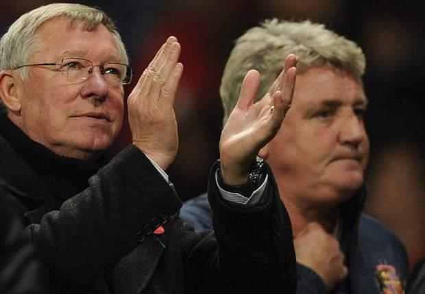 Steve Bruce: Sulit Meniru Sir Alex Ferguson