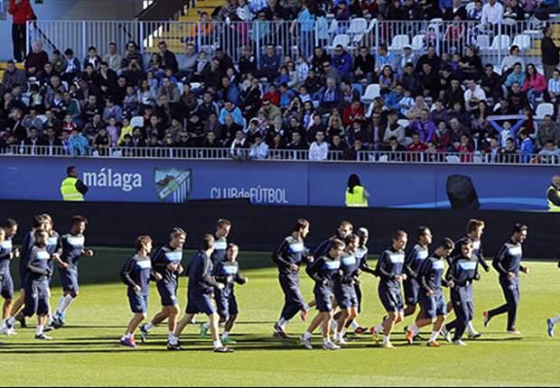 La Copa del Rey devuelve la ilusión al Málaga