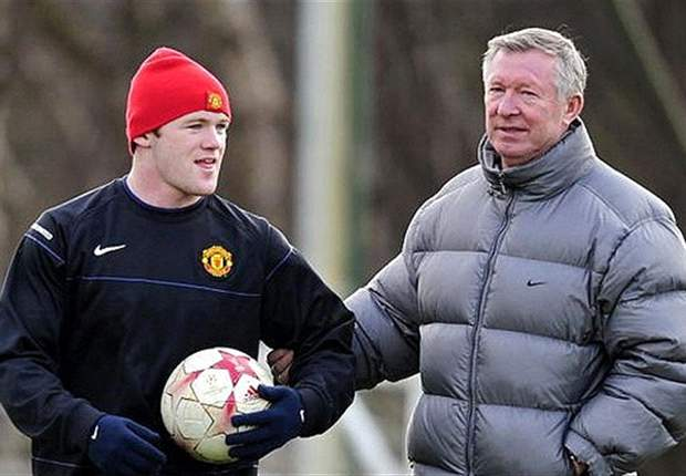 Manchester United boss Sir Alex Ferguson not planning to take Wayne Rooney off penalty duty