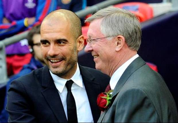 Guardiola: I met with Sir Alex & maybe he offered me the Manchester United job