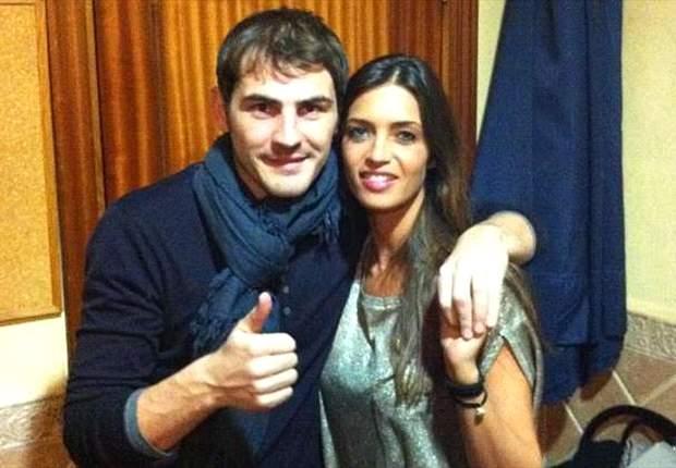 Iker Casillas y Sara Carbonero, los más queridos
