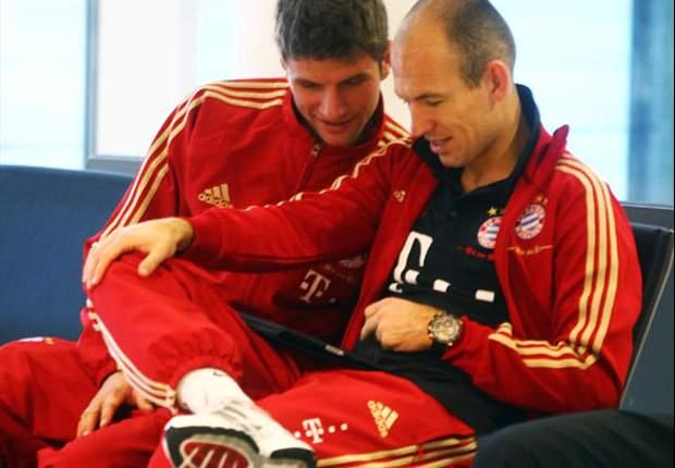 Thomas Muller: Bayern Munich will win the Bundesliga title