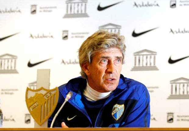 Barcelona and Real Madrid are given preferential schedule, says Malaga's Pellegrini