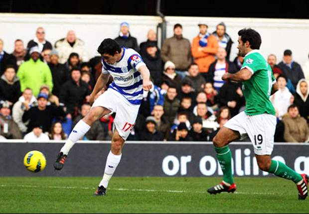 Barton apologises to QPR fans after Manchester City red card
