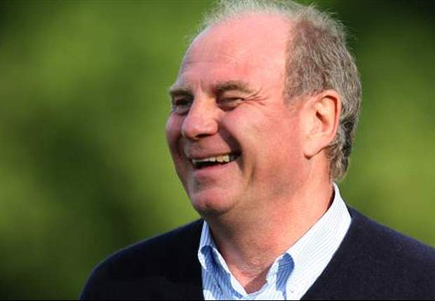 Uli Hoeness: Low should thank me with a bottle of champagne