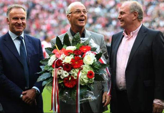 ALL, Bayern - Hoeness prolongé