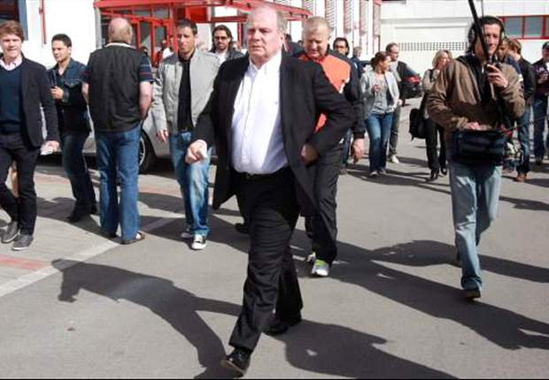 Uli Hoeness: Low must get tough with Germany's players