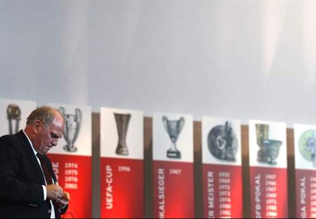 Uli Hoeness Pimpin Lagi Bayern Munich