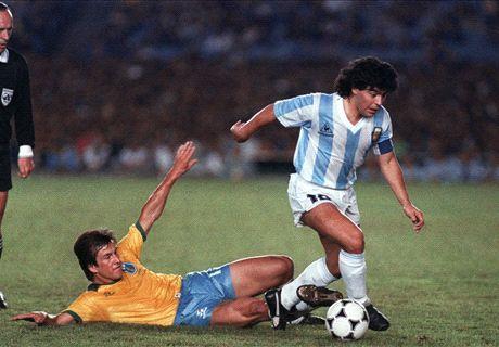 Maradona's lost Ballons d'Or