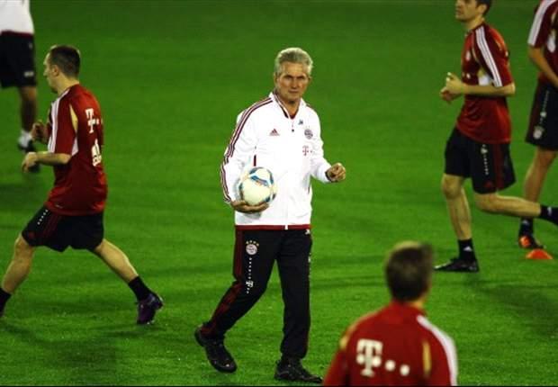 Bayern coach Jupp Heynckes: We showed flashes of top-quality soccer against Kaiserslautern
