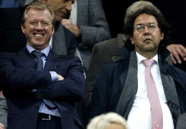 Munsterman verklaart nogmaals steun aan McClaren