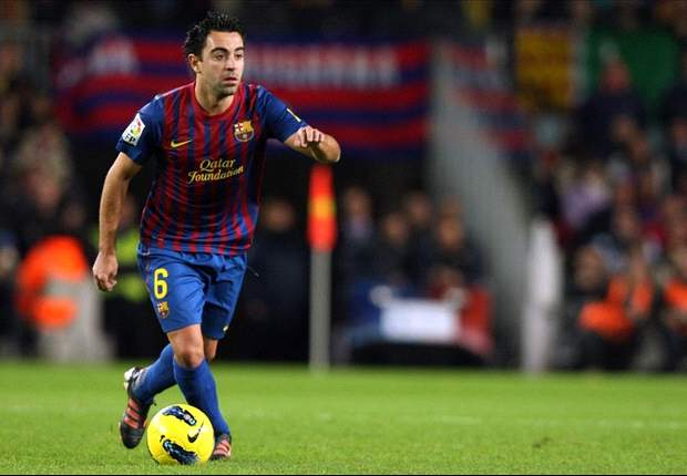 Xavi doubtful for Zaragoza clash