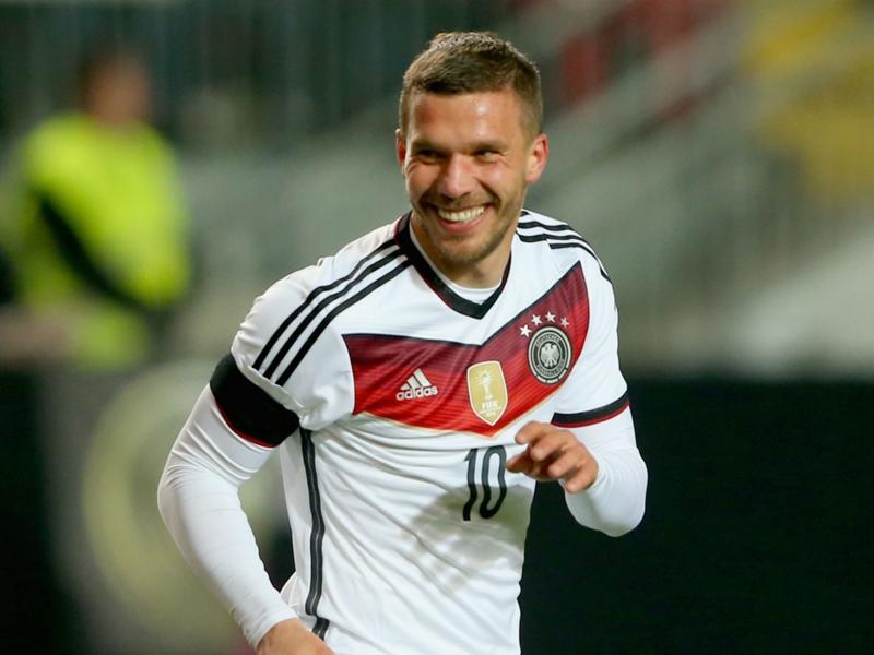 Podolski set for Galatasaray medical