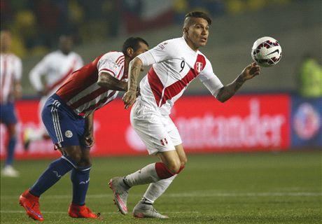 AO VIVO: Peru 0 x 0 Paraguai