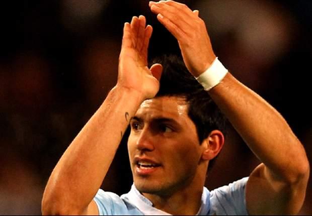 Sergio Agüero: Me quedo en el Manchester City