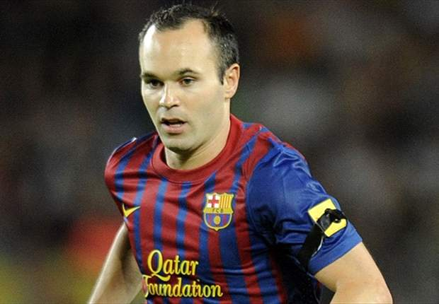 Andres Iniesta equals Pep Guardiola appearance total for Barcelona