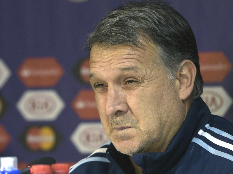 Experienced Argentina out to crash Chile's party - Martino