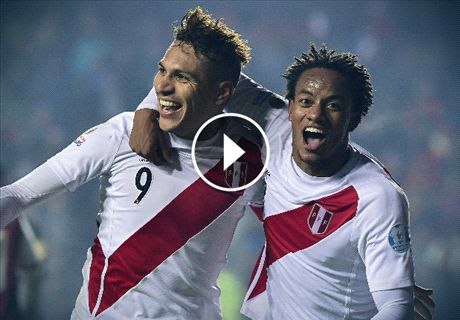 HIGHLIGHTS: Peru seal third place