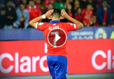 VIDEO: Chile's road to the final