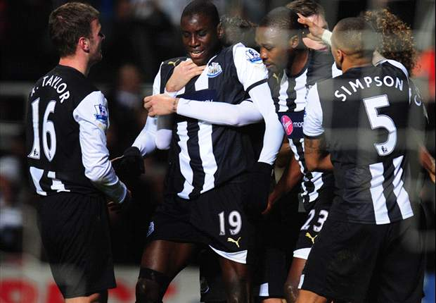 Newcastle 3-0 Manchester United: Ba, Cabaye & Jones own goal condemn champions to comprehensive defeat