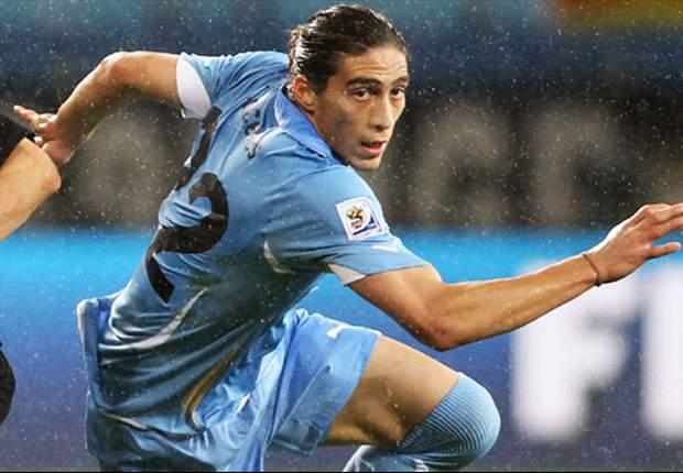 """""""El Pelado"""" vuelve a estar a la orden de Tabárez tras recuperarse de una lesión en los meniscos"""