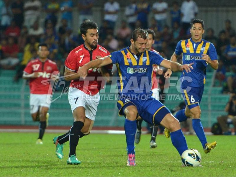 Penang 1 – 1 T-Team: Points shared in top-of-the-table clash