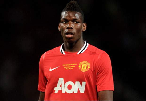 Juventus lead the race to sign Manchester United youngster Paul Pogba - report