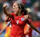 Germany Women 0-1 England Women