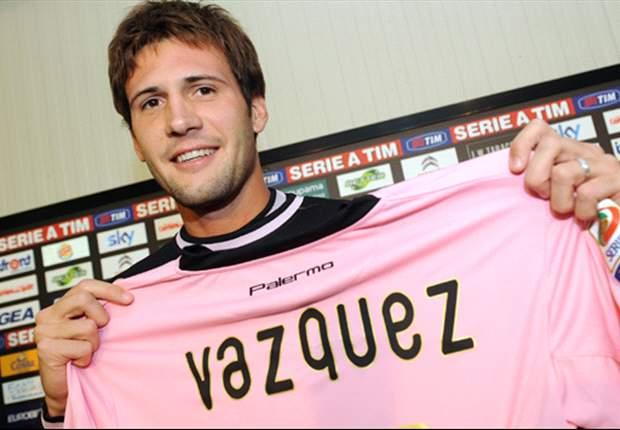 """Vazquez non trova posto nel Palermo e il presidente del Belgrano lo rivuole: """"E' vero, stiamo trattando"""""""