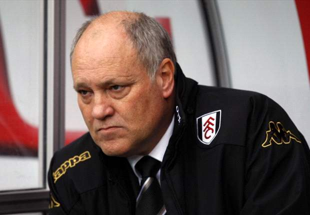 Jol disappointed by Sidwell red but Fulham 'fought like lions'