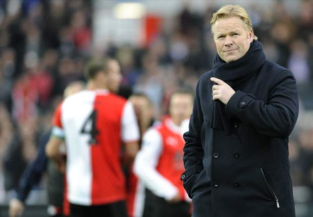 Koeman: Feyenoord can win the title