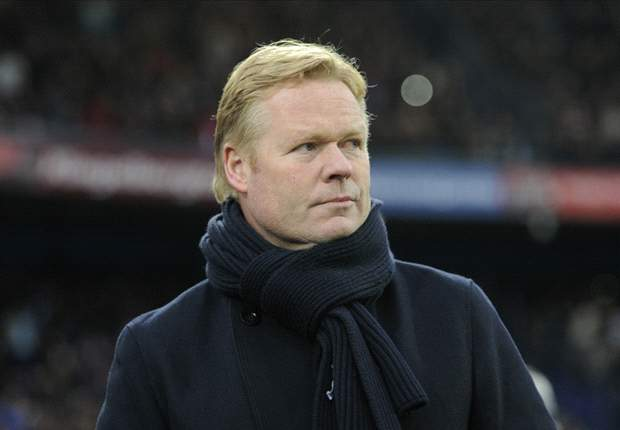 Ronald Koeman rules himself out of being new Netherlands coach
