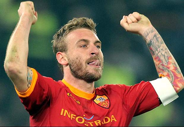Daniele De Rossi becomes highest paid Italian after Roma extension - report