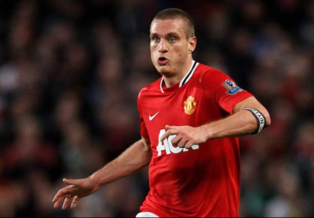 Manchester United captain Vidic delighted to be back in action