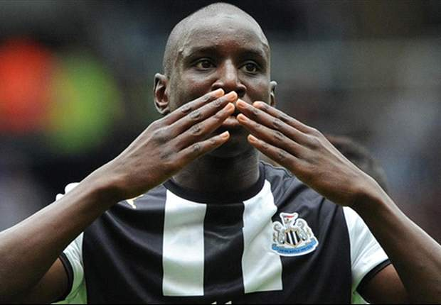 Demba Ba slams speculation that he will leave Newcastle