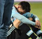 Mais um pra coleção: os fracassos de Lionel Messi