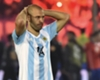 Mascherano: No brawl with Banega after Copa America loss