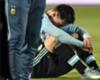 Three finals, three defeats for Messi, Mascherano