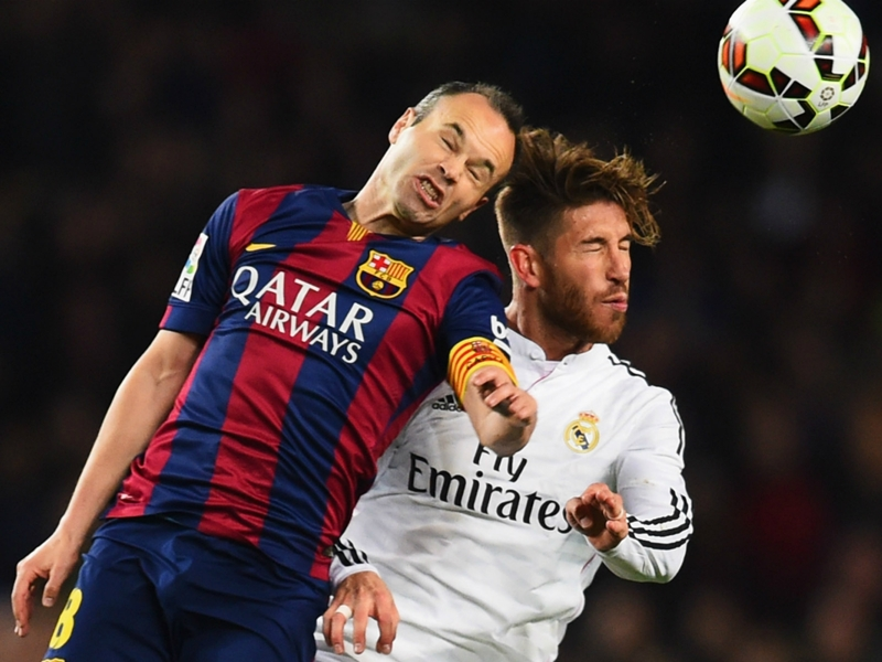 Iniesta can't see Real selling Ramos