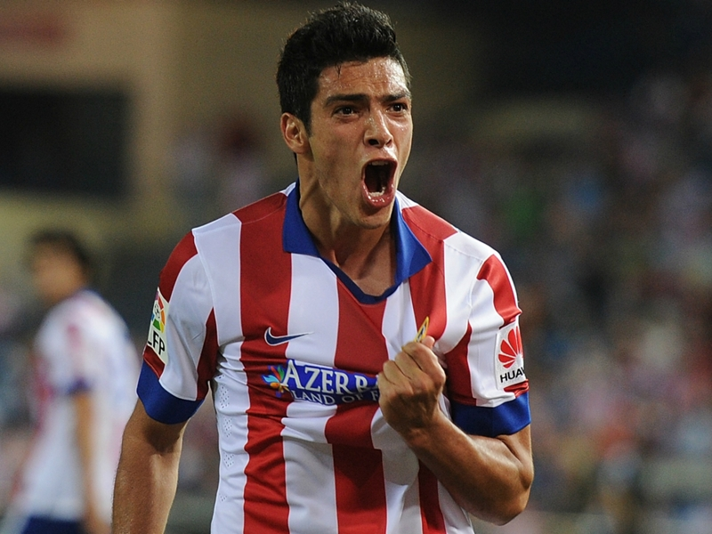 Jimenez: I can win Atletico Madrid place