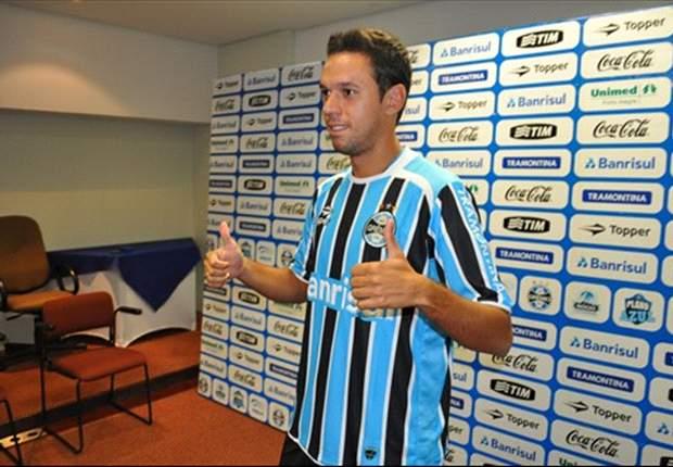 Marco Antônio fala sobre gol em Fortaleza